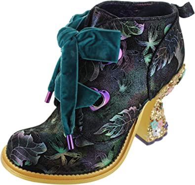 Green Boots Women's Irregular Bootie Size Sweets Choice Not Penny 5YFqwXB