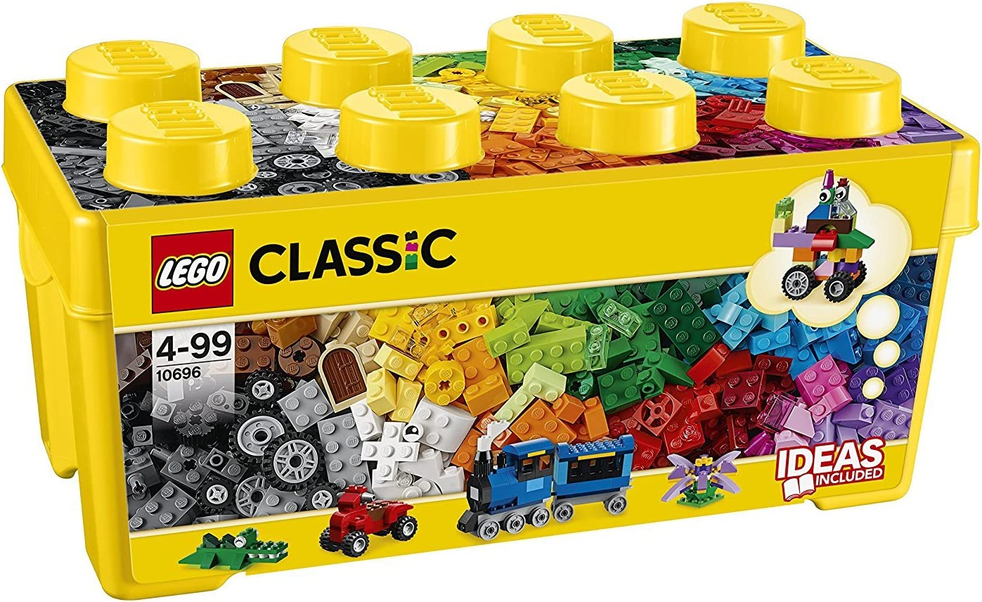 Lego 10696 Classic Opbergd. M