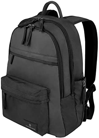 d76b18d94 Amazon.com | Victorinox Luggage Altmont 3.0 Standard Backpack, Black, One  Size | Casual Daypacks