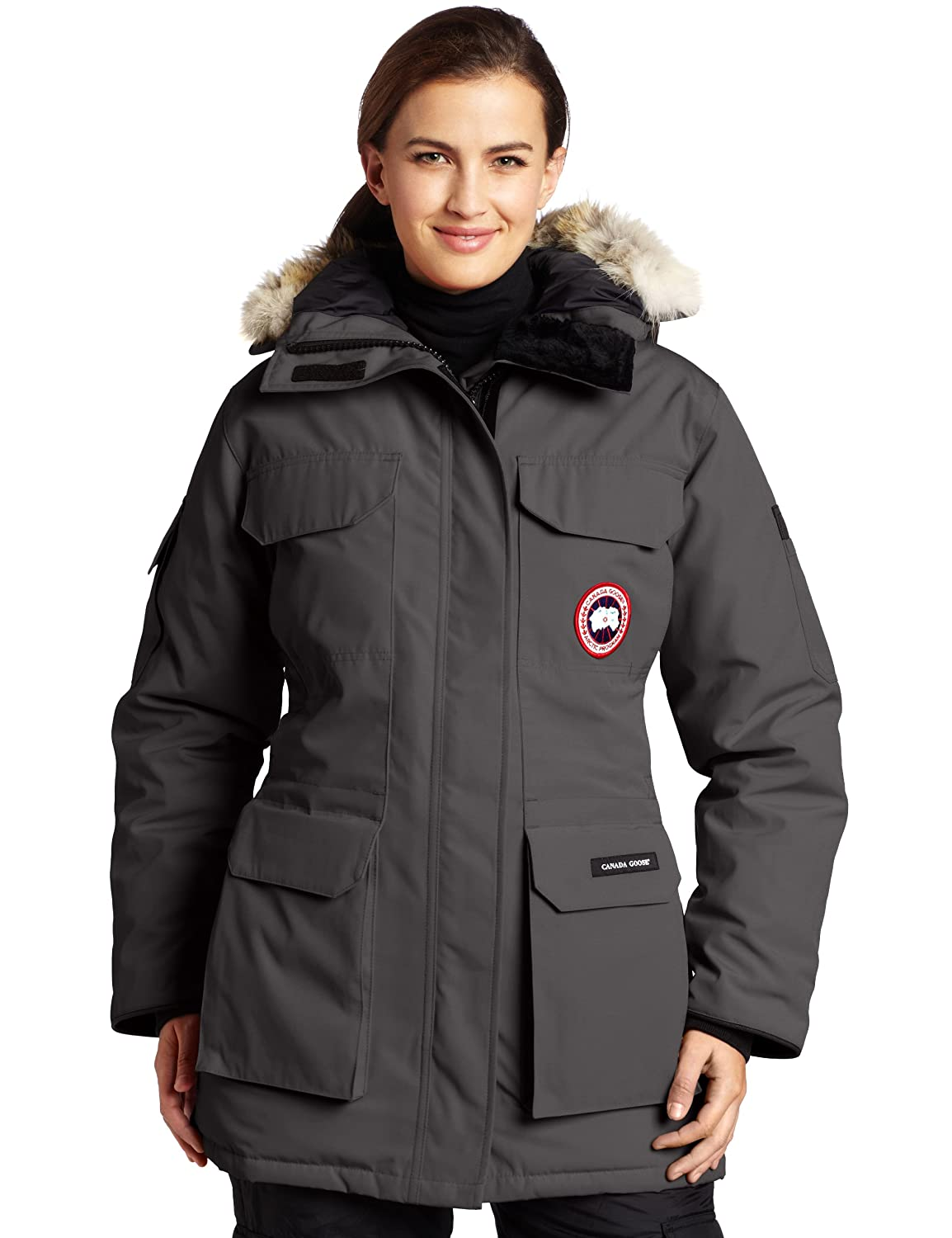 canada goose expedition parka large