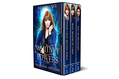 The Whitney Powers Paranormal Adventures 3 Book Bundle