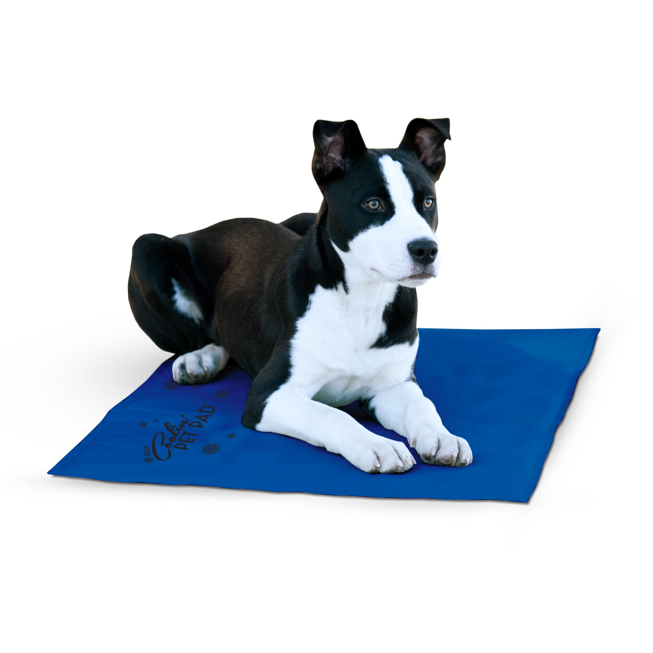 K&H Pet Products Coolin' Pet Pad Large Blue 20'' x 36''