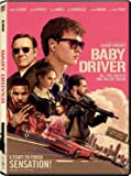 Baby Driver (DVD 2017) Action Crime Adventure