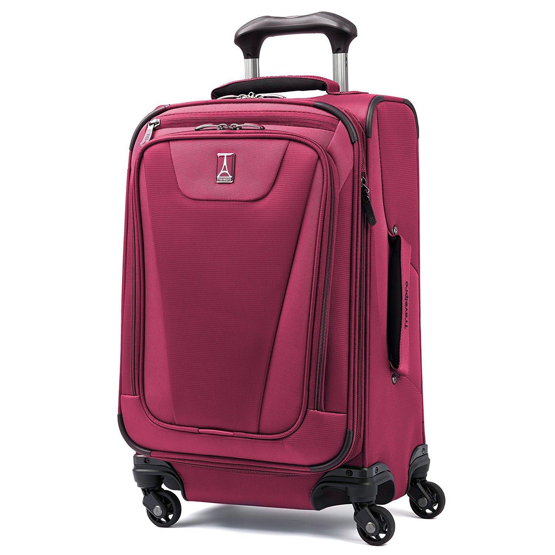 (トラベルプロ) Travelpro Maxlite® 4 - International Carry-On Spinner バッグ、旅行バッグ[並行輸入品] B07D4C9P4W ピンク One Size