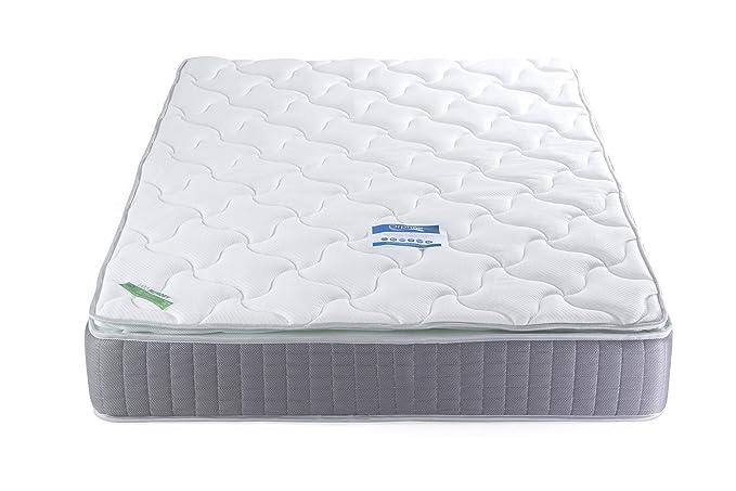 180x200x19 cm So Mobilia Matelas Foam Polyester Blanc ...