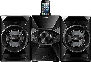 Sony MHCEC619iP 120 Watts Music System (Renewed)