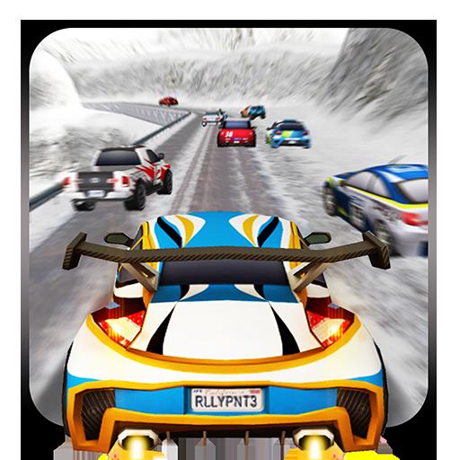 Snow Racing - Winter Snow Car Rally Racing