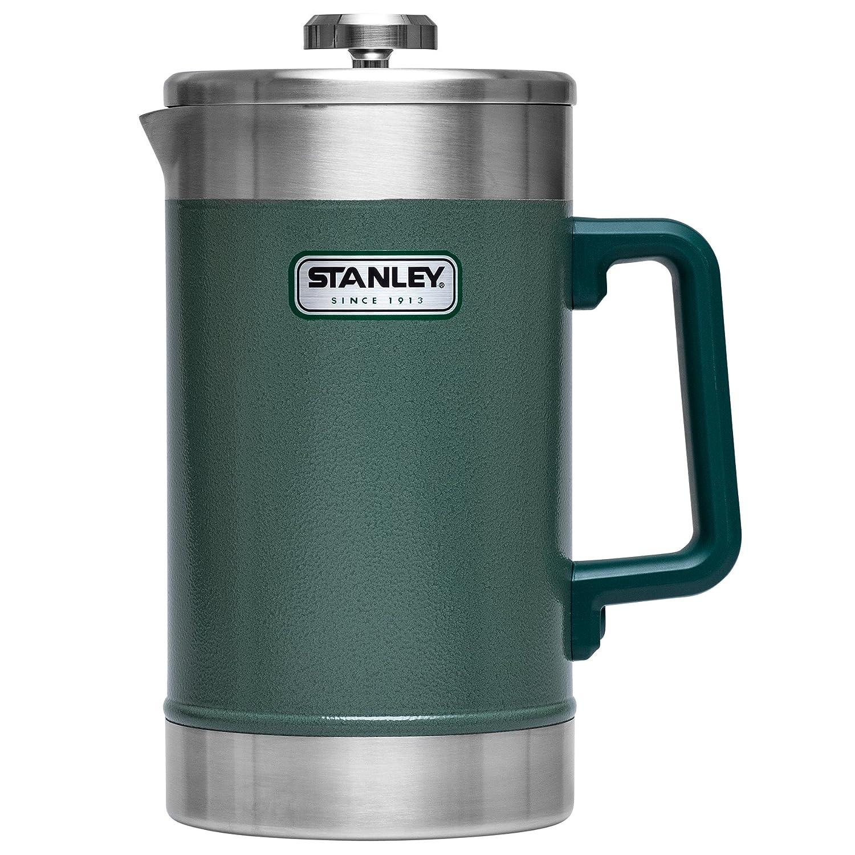 (1420mls, Hammertone Green) - Stanley Classic Vacuum French Press   B072N3RF2B