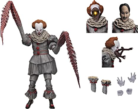 Fer Studios Pennywise Art Scale Statue