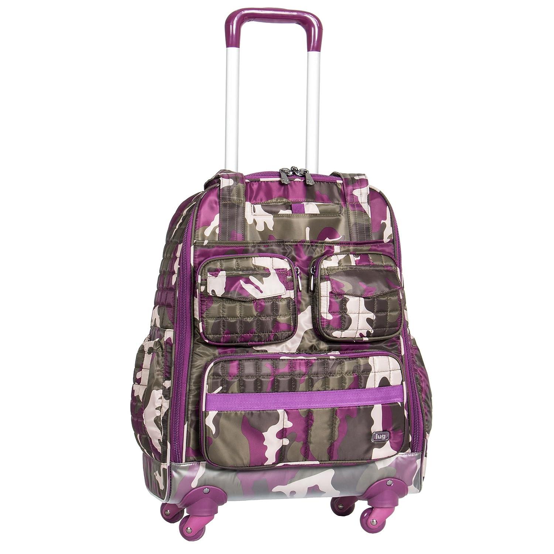 Camo Ice Lug Puddle Jumper Wheelie Carry-On One Size Model: PJ Wheelie-CAMO ICE