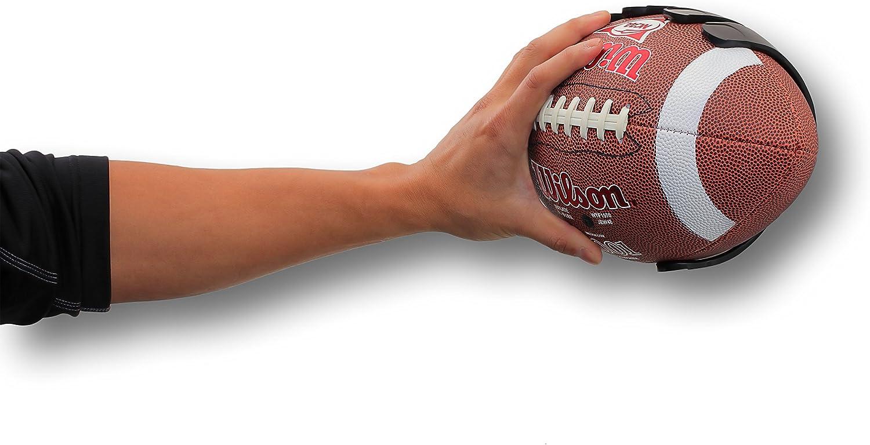 It Grabs, Soporte para balones de Rugby - Hand Claw - Negro ...