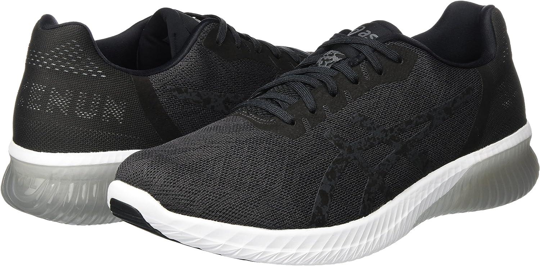 Asics Gel-kenun, Zapatillas de Running para Hombre, Negro (Phantom/Black/White), 44 EU: Amazon.es: Zapatos y complementos