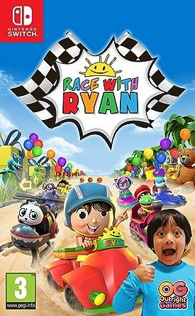 Race with Ryan - Nintendo Switch [Importación inglesa]: Amazon.es ...