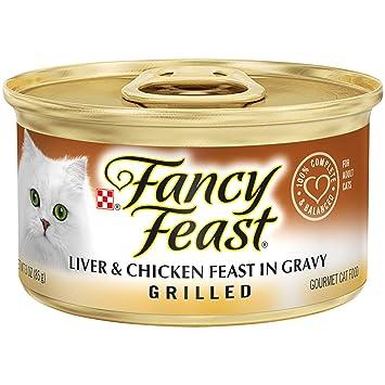 Amazon.com: Comida húmeda para gatos de Purina, 24 ...