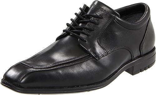 e6bd0db1369e Rockport Men s Fairwood Moccasin Shoe-Black Waterproof-7 M  Amazon ...
