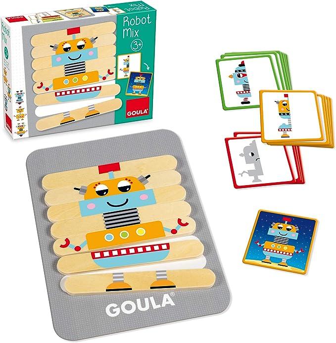 Goula- Robot Mix, Multicolor (Ref. 50212) , color/modelo surtido ...