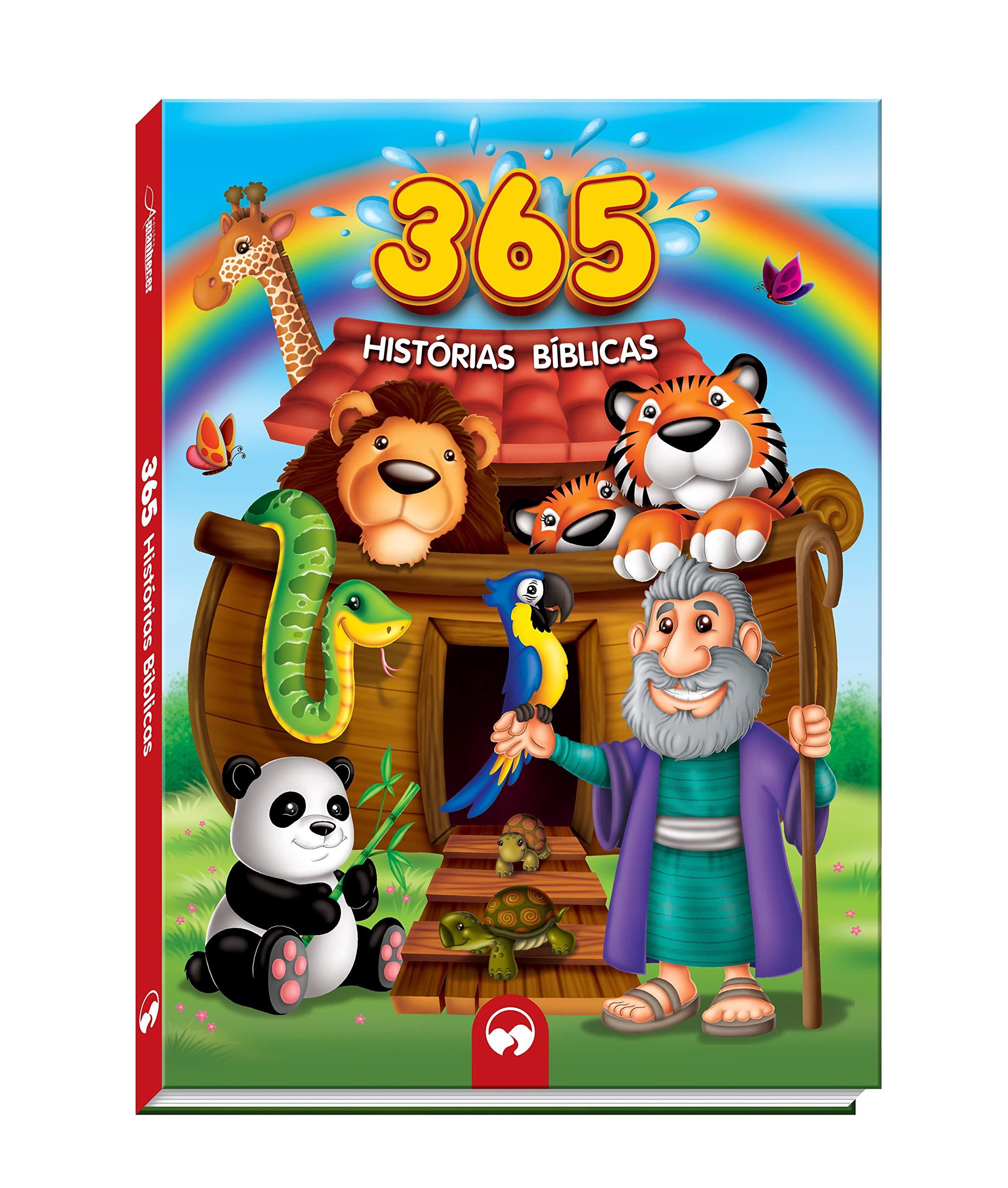 366 Historias Biblicas Varios Autores 9788555500145 Amazon Com