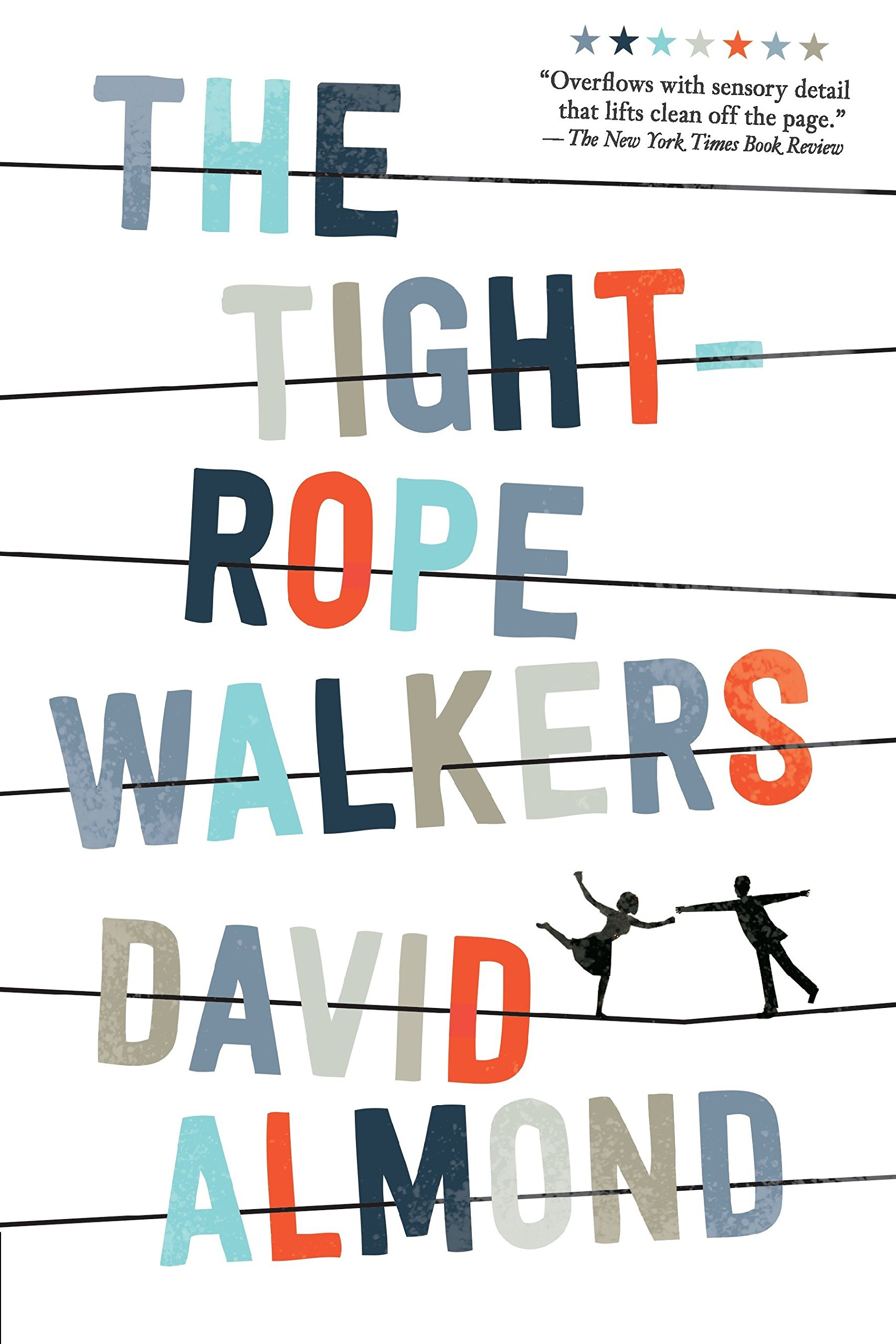 Amazon.com: The Tightrope Walkers (9780763691042): David Almond: Books