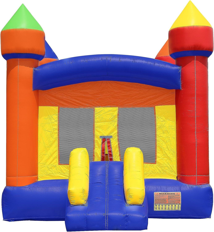Inflatable HQ Cloud 9 Commercial Grade Castle Bounce House 100% PVC with Blower 81ilRRMXmpLSL1500_