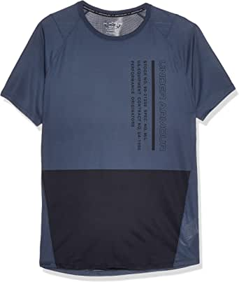 Under Armour Men's Mk1 Ss Colorblock T-Shirt