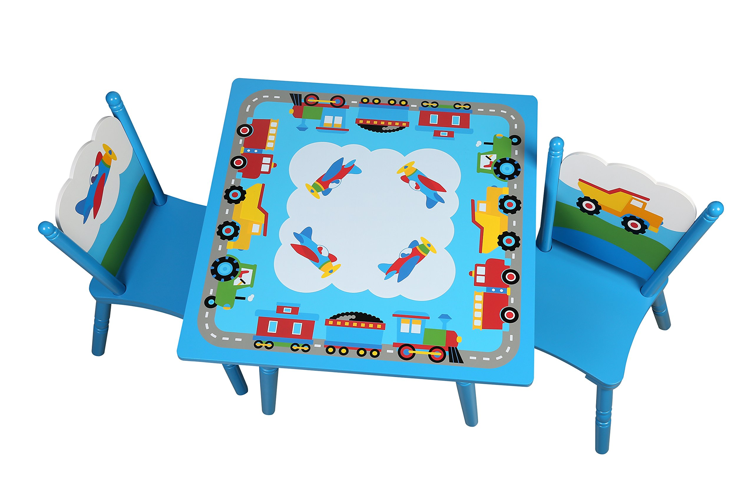 Olive Kids Trains, Planes, Trucks Table & Chair Set by Olive Kids (Image #11)