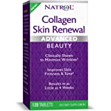 Natrol Collagen Skin Renewal Tablets, 120 Count