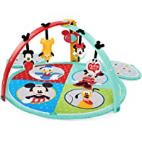 Bright Starts BS11731 Bright Starts Mickey Mouse Easy Store Playmat