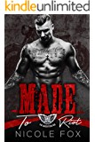 Made to Riot: A Motorcycle Club Romance (The Ancestors MC) (Beards and Leather Book 5)