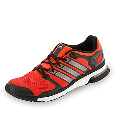 adidas - Adistar Boost M ESM - B26735 - Couleur: Noir-Orange-Rouge