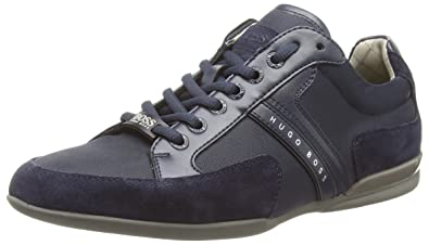 Boss Green Spacit 10167195 01, Herren Sneakers, Blau (Navy 417), 40