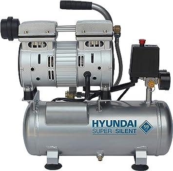 Hyundai Silent Compressor Sac55751 Baumarkt