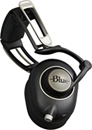 Blue Sadie Premium Headphones with Built-in Amp, Black (7068)
