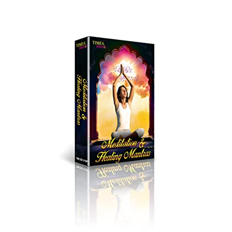 Music Card: Meditation and Healing Mantras - 320 Kbps Mp3 Audio (4 GB) Dolby