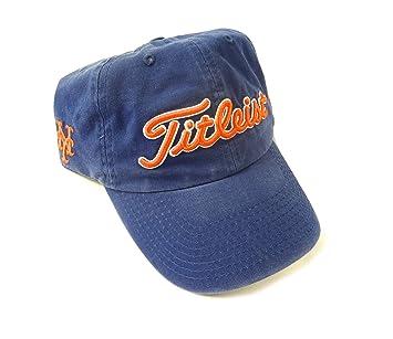 NEW Titleist MLB New York Mets Navy Adjustable Golf Hat Cap  Amazon.ca   Sports   Outdoors fa311023f32
