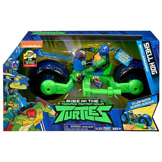 Amazon.com: Trajes TMNT, Leonardo: Toys & Games