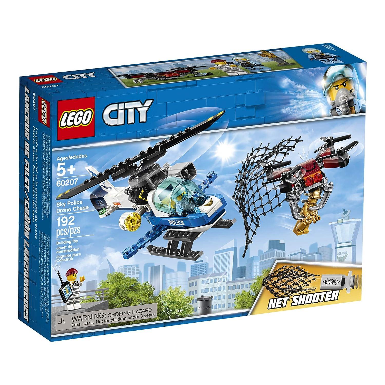 LEGO City Sky Police Drohnen Verfolgungsjagd 60207 Bauset, Neu ...