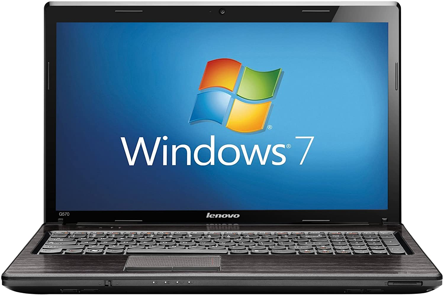 d0adc8030680f Lenovo G570 15.6 inch Laptop - Black (Intel Core i5 2450M 2.5GHz, 6GB RAM,  750GB HDD, DVDRW, LAN, WLAN, Webcam, Windows 7 Home Premium 64-Bit): ...