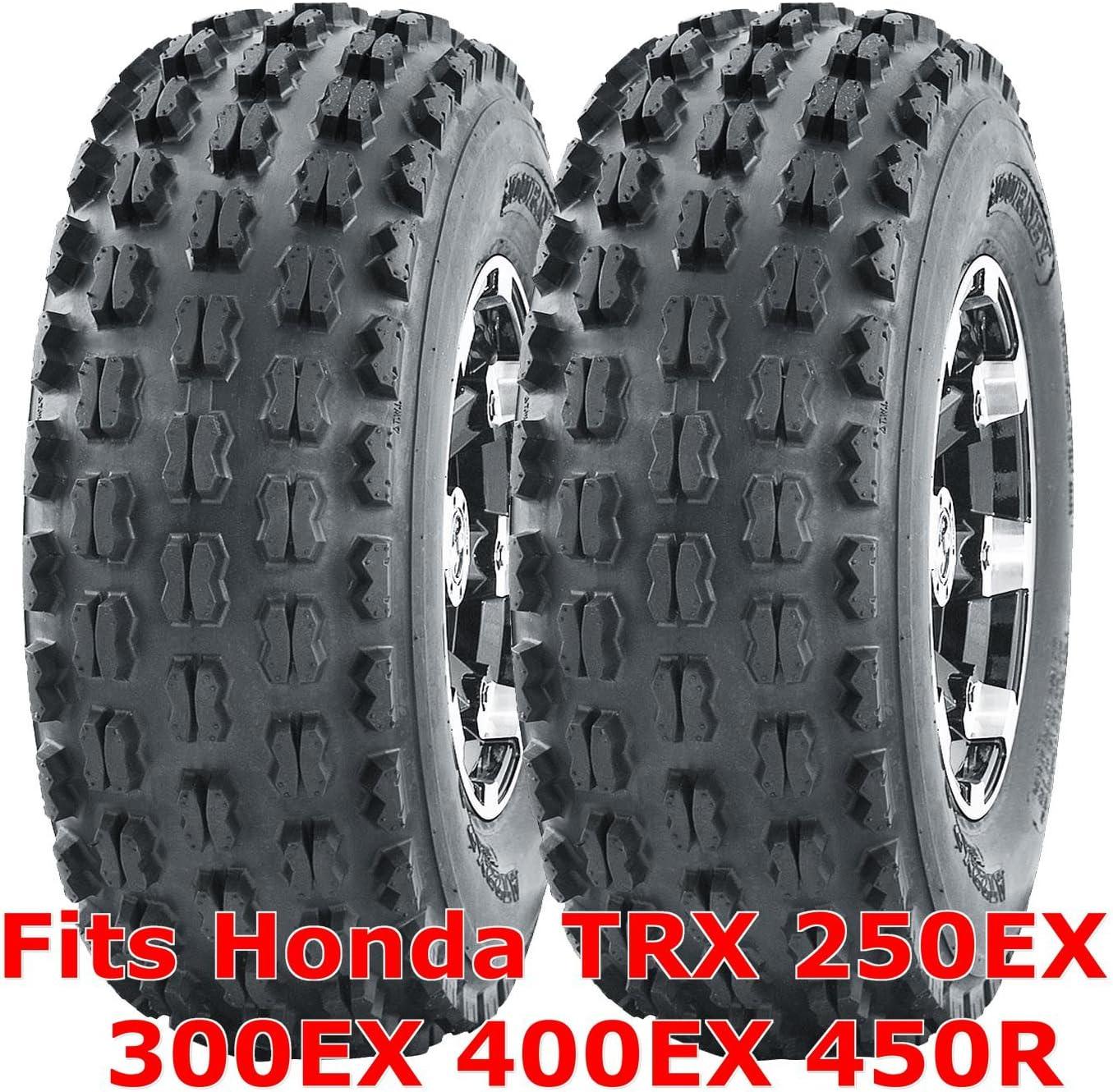 Tire Wheel Rim Kit 6 Ply Front 22X7-10 Honda TRX 700XX 2