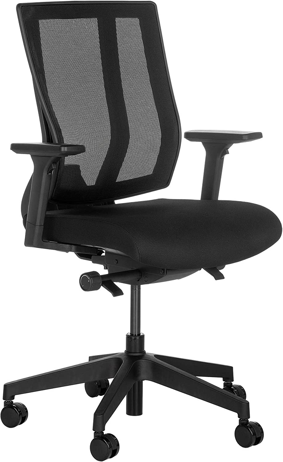 Vari Task Chair - Office Chair with Multiple Adjustment Points - No Tool Assembly