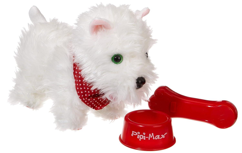 Ferngesteuertes Pipi Max weiß