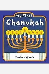 My First Chanukah Board book