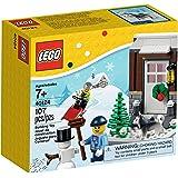 LEGO 40124 Scène hivernale