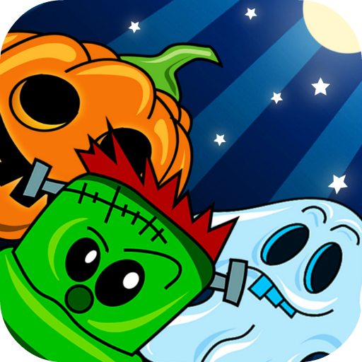 Halloween Emoji Village (Frankenstein Outfits)