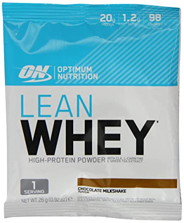 Optimum Nutrition 26g Chocolate Lean Whey - Sachets by Optimum Nutrition