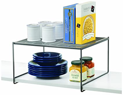 Lynk Professional Kitchen Cabinet Pantry And Closet Organizer Platinum Extra Shelf