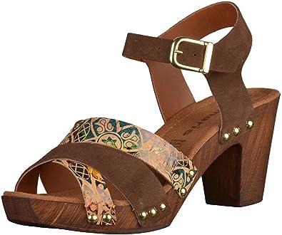 186cbcfddd41f5 Tamaris Damen Sandalette  Amazon.de  Schuhe   Handtaschen