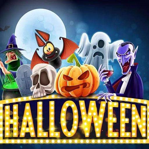 Happy Halloween Line -