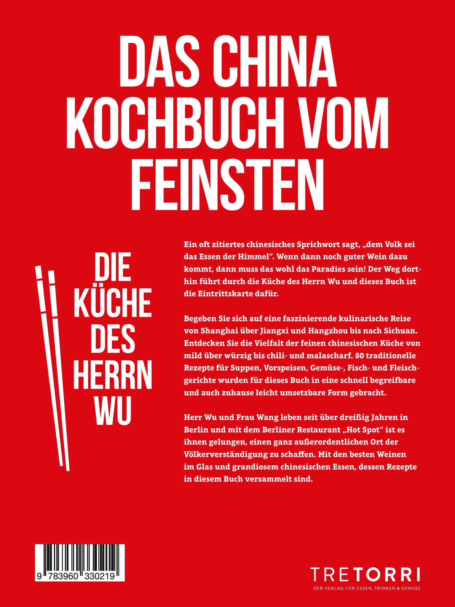 CHINA: Die Küche des Herrn Wu: Amazon.de: Ralf Frenzel, Ursula ...