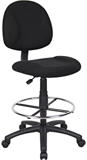 Amazoncom Office Star Sculptured Vinyl Seat and Back Pneumatic