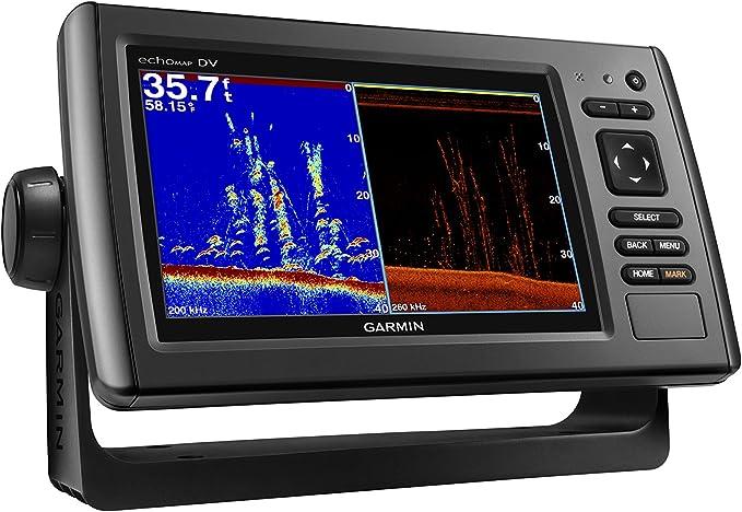Garmin 010-01570-01 Echomapa Chirp Sonar 72Dv WW con Xdcr: Amazon.es: Electrónica